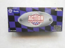 Scale model bank car Jeremy Mayfield 1997 Thunderbird Winston Cup by Action