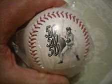 MARK MCGWIRE MAKING HISTORY  SOUVENIR BASEBALL, MINT, SEALED, BRAND NEW!