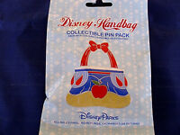 Disney * HANDBAGS * New & Sealed * 5-pin Collectible Mystery Pin Pack