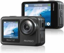AKASO Brave 7 LE 4K 30FPS 20MP Touch Screen WiFi Action