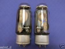 gm-70 / 845 hi-end power triode (grafite plate) tube. lot of 2 nos 1970