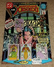 Madame Xanadu #1 1981 Signed by Englehart!