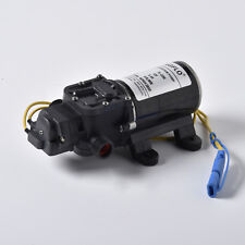 SINGFLO Automatic 12V 1.5 GPM 30 65 PSI Water Pump f Boat and RV 4 Year Warranty