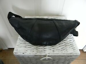 Genuine Leather Waist Fanny Pack Belt Bag Pouch New with Tags