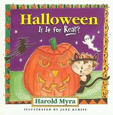 Halloween: Is It for Real? ( Myra, Harold ) Used - VeryGood