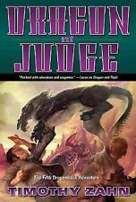Dragonback: Dragon and Judge 5 by Timothy Zahn (2007, Hardcover)