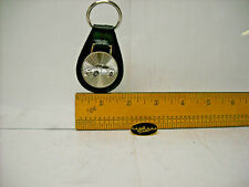 VW Ghia Leather Key Fob With Lapel Pin