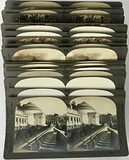 LOT of 18 Stereoviews Keystone View Co.from Early 1900's Card Sets