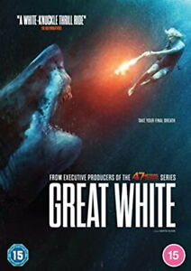 Great White [DVD] [2021] [New DVD]