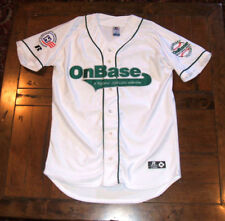 OnBase Hyland Software Healthcare Hospital Association Medium Baseball Jersey