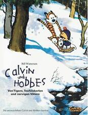 Calvin und Hobbes von Tigern, Teufelskerlen und... (Z1), Carlsen