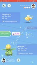 Pokemon Shiny Trade Go ONLY REGISTERED !! MEGA SALE!!