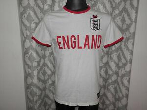 England 1950s Home Retro Replicas Toffs Shirt Jersey Football Camiseta Medium