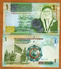 Jordan, 1 Dinar, 2016, P-34h, UNC > Great Arab Revolt