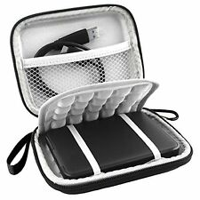 EVA Shockproof Carrying Travel Case For WD 500GB 1TB 2TB External Hard Drives