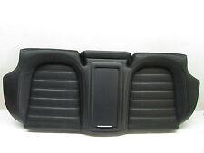 2010 VW CC REAR LOWER SEAT CUSHION BLACK ZU OEM 09 10 11 12 13 14