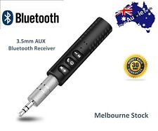 3.5mm Jack Wireless Bluetooth Receiver Audio Adapter Car AUX Cable Headphone
