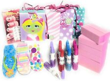 Deluxe Spa Party Supplies/Kits for 12 Teens, Adults or Girls. 60 Piece Set