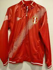 Peru Jacket Multicolor Peru Soccer/Track Men's Size Xtra Large Peru Label