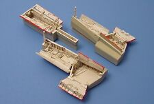 Aires 1/48  F-14A/D Wheel Bays for Hasegawa kit # 4132