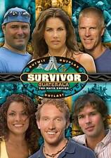 Survivor: Guatemala (DVD, 2012)  Watched Once - bought new