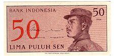 Indonesie INDONESIA Billet 50 RUPIAH 1964 P94 UNC NEUF
