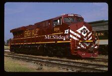 Original Slide NS LV Lehigh Valley Heritage ES44AC 8104
