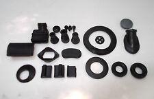 Vespa V50 N S L R V50 Special PV Nuova ET3 1. Serie Gummi Set Kit Rahmen NEU