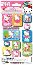 Hello Kitty Puffy Stickers #551