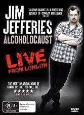 Jim Jefferies - Alcoholocaust (DVD, 2011) Region 4