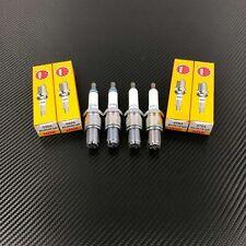 Mazda RX-7 1986-1995 4 Pieces NGK Laser Platinum Spark Plug #4764 BUR7EQP Fits