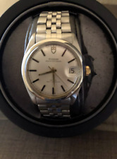 Vintage Rolex-Tudor Prince Oyster date Stainless W/Gold Accents. Serviced