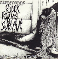 CAPRICORN –  RUDER FORMS SURVIVE (2005 PROMO DOOM METAL CD)