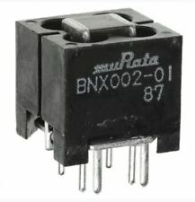 BNX002-01 Filtro EMI LC 5th ordine passa basso 2 canali 10 A Blocco, 4 Piombo