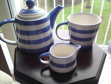 RINGTONS Tea per un unico Set, Blu & Bianco smontata, in buonissima condizione, Free-mail.