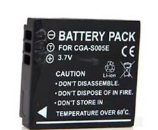 Battery for Panasonic DMW-BCC12 DMWBCC12