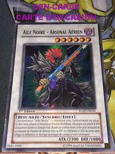 OCCASION Carte Yu Gi Oh AILE NOIRE - ARSENAL AERIEN RGBT-FR041 1ère édition