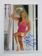 Melinda Messenger Signed Authentic Autographed 8x10 Photo (PSA/DNA) #J64826