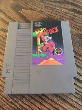 Mighty Bomb Jack Original Nintendo NES Game Cart NE4