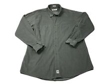 Classic Fit Onward Reserve Men's Button Down Shirt Size L large Corduroy Comfort