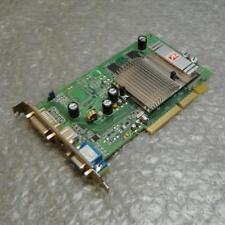 256MB Sapphire ATI Radeon 9600 AGP8X DVI VGA S-Vid Scheda Grafica 1024-8C20-0D-SA