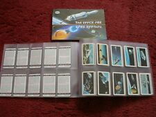 More details for the space age. empty album & cards. canadian