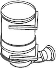 BOSAL Rußpartikelfilter Dieselpartikelfilter DPF 095-120