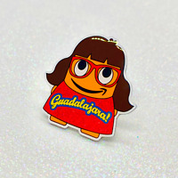 *BLACK FRIDAY LIMITED EDITION* Ugly Betty Glitter Peccy Pin