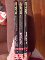 Hellblazer Vol 10 Through 12 Graphic Novel Lot Of 3