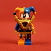 Genuine Lego 72006 Jestro Minifigure Orange and Blue Nexo Knights