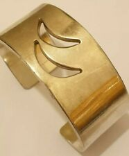 New Bridge Silverware Solid Bangle  markings are engraved shown in photo