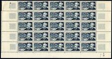 France N°1026 en panneau de 25 timbres Neuf ** LUXE