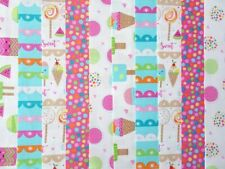 10 x COCCINELLE TISSU ROUGE Jelly Roll bandes Patchwork Quilting
