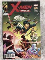 X-Men Prime 1 Todd Nauck Stan Lee Variant SIGNED